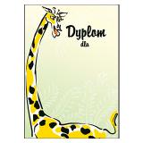 Дипломная бумага А4 Zyrafa, 170 г/м² (25 шт.)