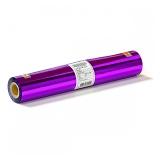 Фольга фиолетовая 320 мм х 100 м