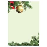 Фоновая бумага А4 Christmas/Choinka, 100 г/м² (50 шт.)
