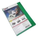 Обложки А4 200 мкм зеленые (100 штук)