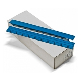 Пластины Press-Binder 7,5 мм синие (50 шт.)