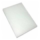 Обложки А4 400 мкм бесцветные (100 штук)